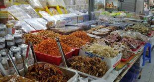 hải sản khô nha trang